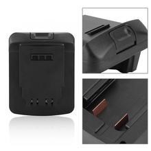 Adaptador de bateria para milwaukee m18 li ion bateria para dcb200 dcb205 adaptador de bateria conversor de corrente