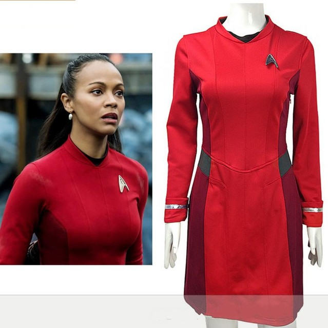 Original Star Trek Beyond Cosplay Costume Dress Uniform with Badge  sc 1 st  AliExpress.com : star trek costume dress  - Germanpascual.Com