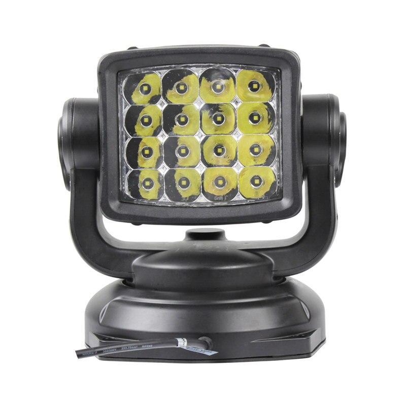 360 gradi di Rotazione 80 W Ha Condotto La Luce di Ricerca A Distanza del Punto di Controllo della Luce del Lavoro
