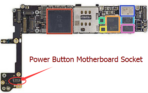 Motherboard with power button - hillsjohns ga
