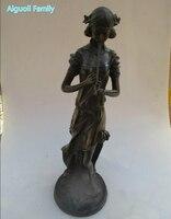 Свадебные Аксессуары Скульптура! Высокая 23 дюймов! Книги по искусству Коллекция современной Европейской скульптуры Книги по искусству Сти