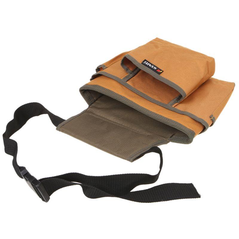Electrician Waist Pocket Tools Belt Pouch Bag Screwdriver Kit Holder Tool Bag