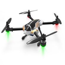 XK X251 2.4G 4CH 6 Axis Drone 3D 6G  RC Quadcopter  Brushless Motor FUTABA S-FHSS Helicopter