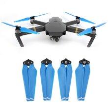 4 шт. цветные пропеллеры для DJI Mavic Pro Drone 8330F быстроразъемный CW/CCW реквизит Пропеллер для DJI Mavic Pro Drone аксессуары