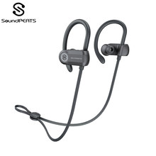 SoundPEATS Bluetooth Wireless Earbuds Sports IPX7 Sweatproof Richer Bass HiFi Stereo in-Ear Earphones with Mic10 Hrs Playtime(China)