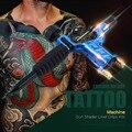Excelente Calidad de la Libélula Rotary Máquina de Tatuaje Shader Y de línea Profesional Assorted Tatoo Del Motor Del Arma Kits de Alimentación Para Los Artistas