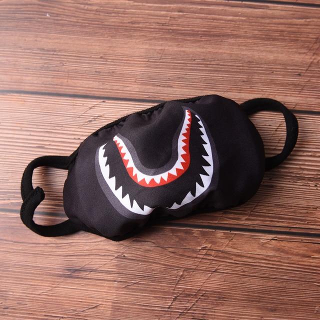 1Pc Mouth Face Mask Women Men Unisex Korean Style Anti-Dust Kpop Cotton Multi-colors face Muffle Protective Cover Masks 1
