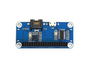 Image 5 - Waveshare Ethernet/USB HUB HUT für Raspberry Pi 1x RJ45 Ethernet Port 3x USB Ports 5V