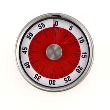 Интересный Будильник для Кухни Магнит Механический Neddle 60 Мин. Обратный отсчет Будильник