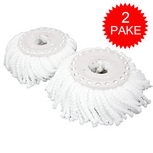 SOKOLTEC Mop Head 2 Pcs Pack instant replace exchange