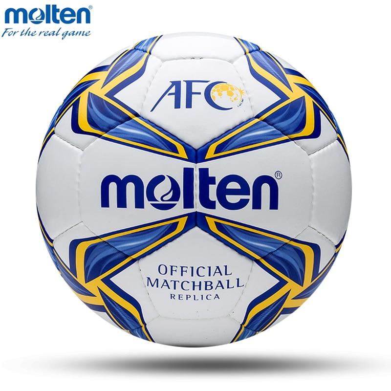 2019 Molten Asia Soccer Ball High Quality Professional Size 4 Size 5 Football League Balls Sport Training Match Bola De Futebol