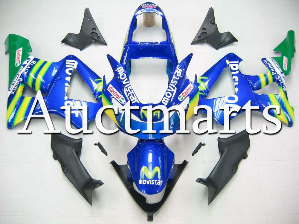 For Honda CBR 929 RR 2000 2001 CBR900RR ABS Plastic motorcycle Fairing Kit Bodywork CBR 929RR 00 01 CBR 900 RR CB02