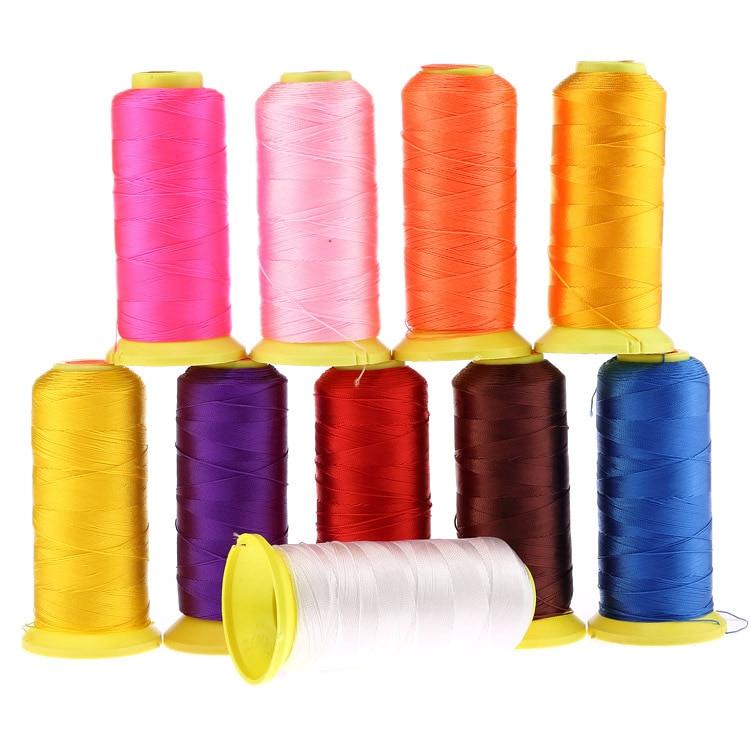 mcarrete diy multifuncin rebordear hilo de seda cable de tejer para las mujeres