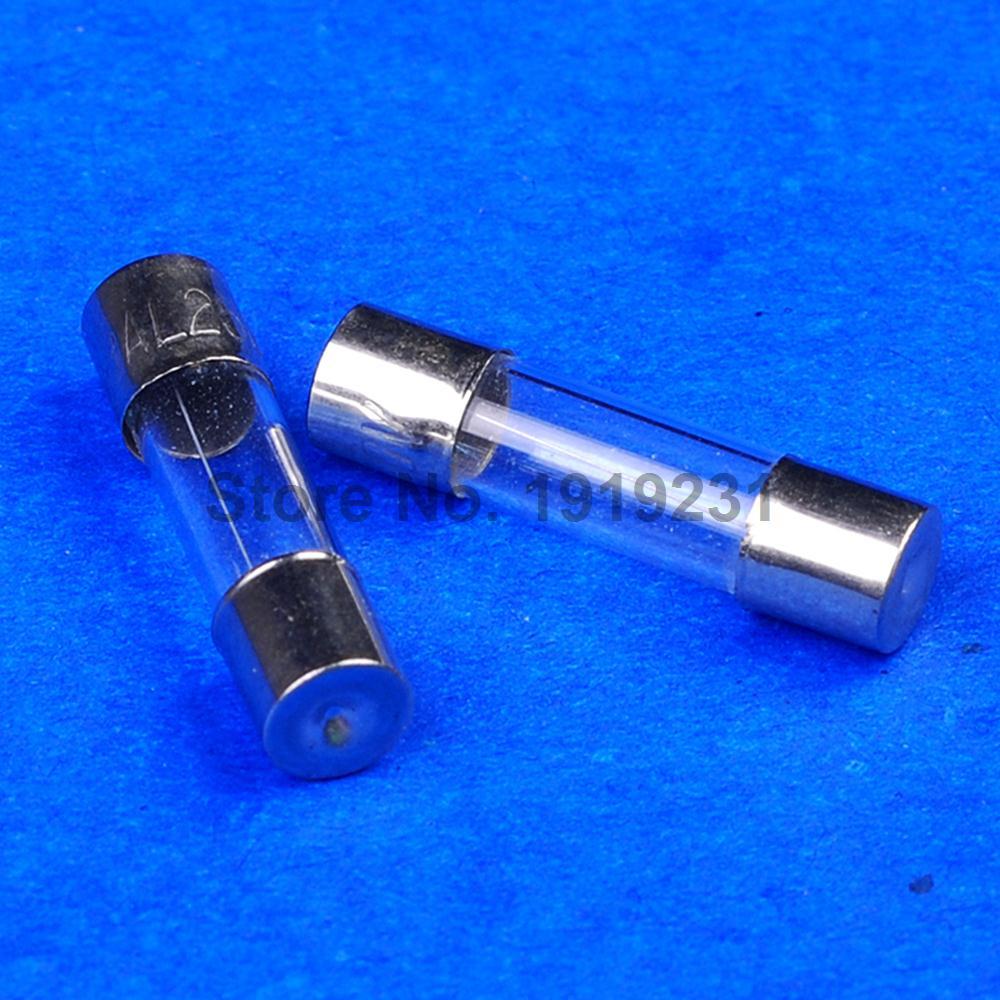 9a55ef04d 100 قطع 5*20 ملليمتر سريع ضربة سريعة زجاج أنبوب فيوز 0.2a 5x20 ملليمتر 250  فولت