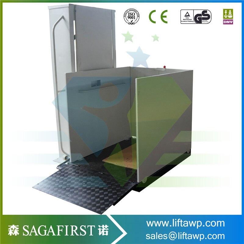 Cheap Home Lift Platform Wheelchair Lift
