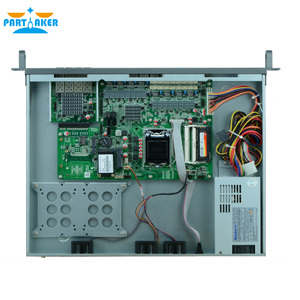 Image 5 - Сетевой брандмауэр роутер 1U с 8 портами Gigabit lan 4 SPF Intel i3 4160 3,6 ГГц Mikrotik PFSense ROS Wayos 4G RAM 128G SSD