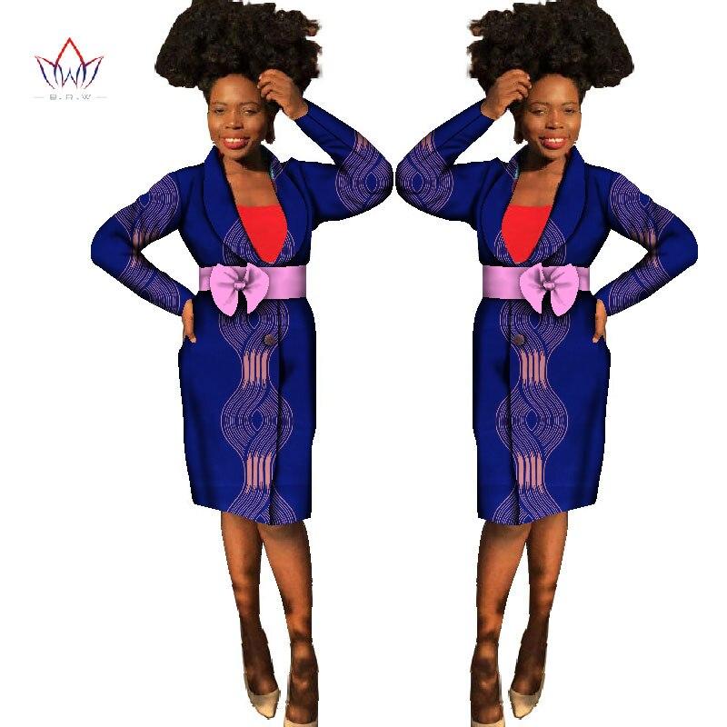 14 18 Taille Manteau 4 Afrique Pour Bazin 6 10 16 Cire 2018 1 19 Traditionnels Plus Dashiki 7 15 11 Tranchée Femmes Vêtements Automne Africains 2 12 17 20 Élégant Wy1884 Impression xrCBoed