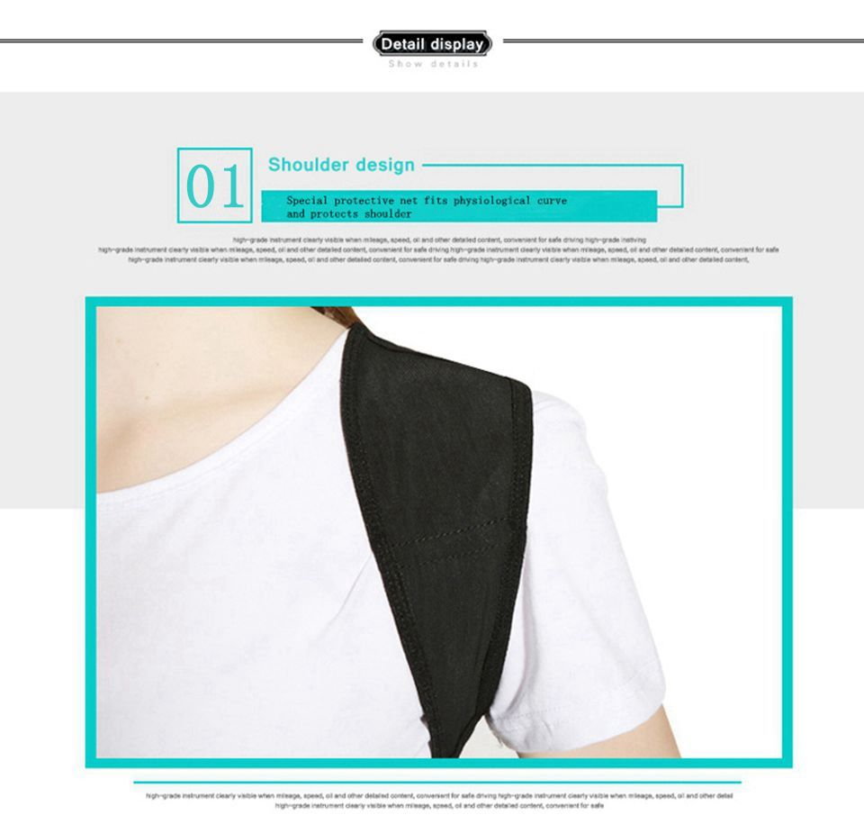 Tlinna Posture Corrector Belt with Adjustable Dual Strap Design to Get Perfect and Confident Body Posture Suitable to Wear Under or Over Clothing 14
