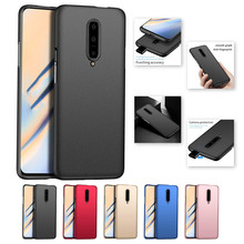 Ultrathin Electroplate + PC Nonslip Hard Case Cover For Oneplus 7 Pro 6.7 inch Dropshipping May18