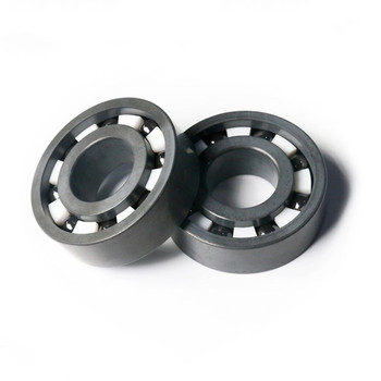 4pcs/10pcs 697 Si3N4  full Ceramic bearing  7x17x5 mm  silicon nitride Ceramic deep groove ball bearings  7*17*5