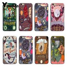 Yinuoda Harry Potter Comics Protective transparent soft tpu Mobile Phone Case For iPhone XSMax X XS XR 7 7Plus 8 8plus 6s 6plus(China)