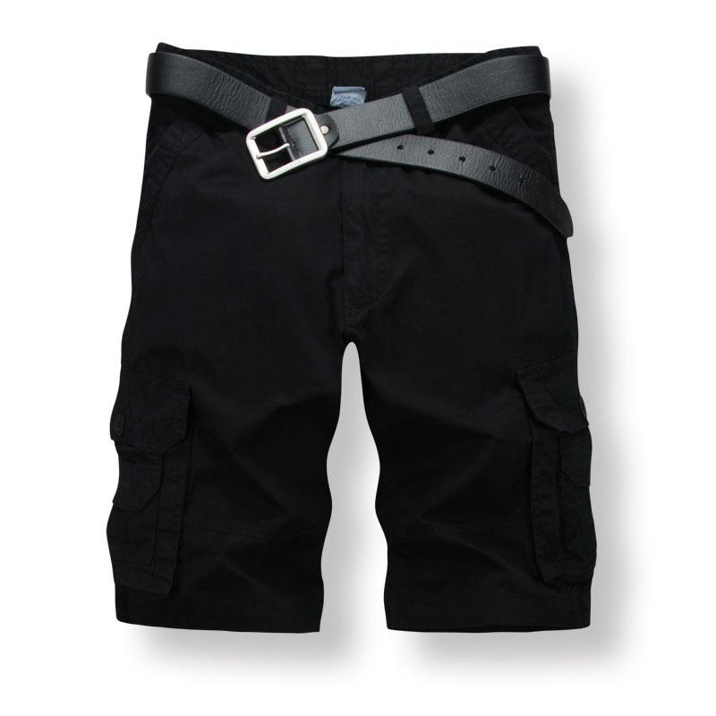 Men cargo Shorts Bermuda Masculina de marca 2018 Men Casual Cargo Shorts men Camo Cargo Military Camouflage men Short