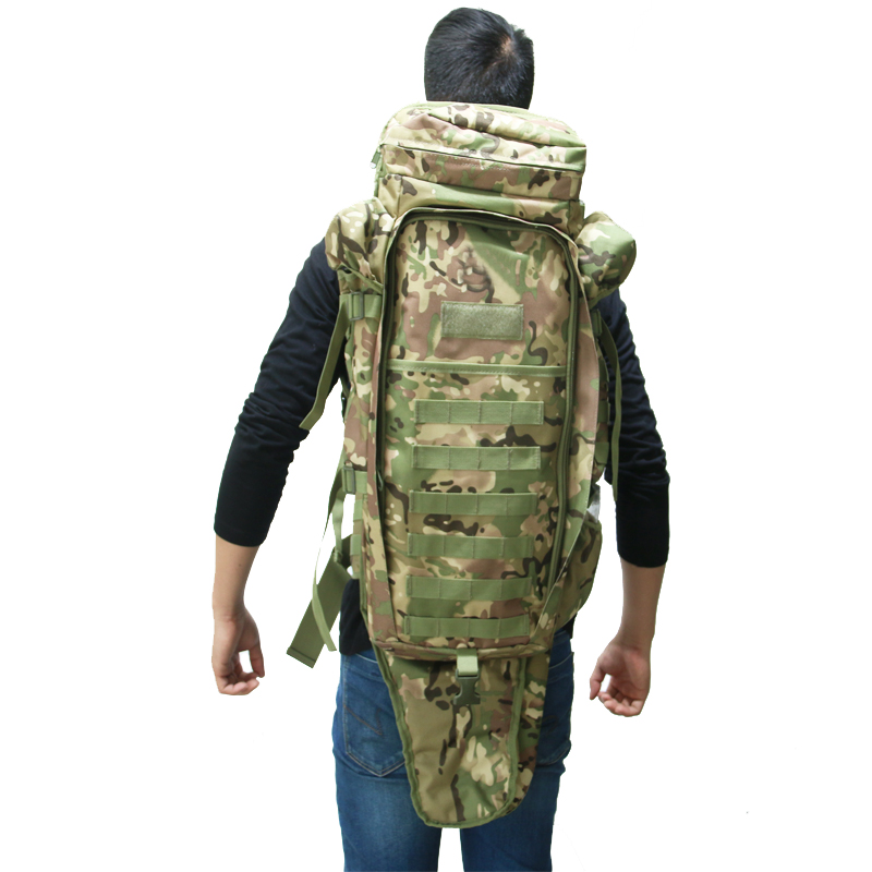 TAK YIYING Military Army Tactical Molle Hiking Hunting Camping Rifle Backpack molle tactical military hunting usmc army molle hiking hunting camping rifle backpack bag high density nylon backpack