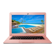 14inch Rose Gold  Intel Core i7 CPU 8GB+240GB Windows 10 Pro 1920X1080P FHD Fast Running Laptop Notebook Computer,free shipping