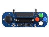 Waveshare Gamepad Expansion Modul für Micro: bit Joystick und Tasten Spielt musik Angetrieben von Batterie Auch Gebühren die Batterie