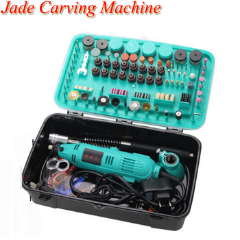 Electric Grinder Mini Jade Wood Carving Drilling Machine Mobile Phone Chip Grinding Tool Beeswax Polisher