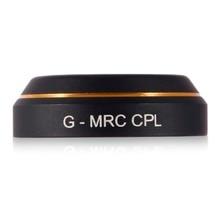Mavic Pro HD Filtro CPL Polarizador Circular Filtro para DJI Mavic Pro Gimbal Camera Lens Filtro para DJI Mavic Pro acessórios
