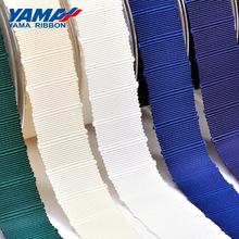 YAMA Slubby Petersham Ribbon 9 16 25 38 mm 50yards/roll 3/8 5/8 1 1.5 inch for Diy Handmade Gifts Crafts Webbing Decoration