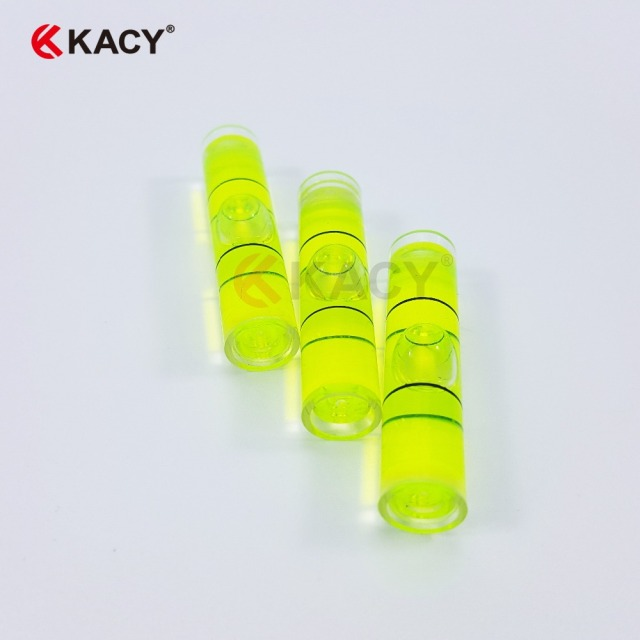 KACY 6.3X29mm  10PCS Level frame level Support level bubble equilibrium bubble blisters that hang a picture Cylindrical level