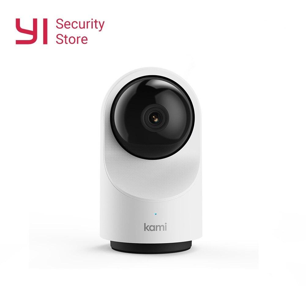 YI Kami Intérieur Maison Intelligente 1080 P Caméra caméra ip de Sécurité de Surveillance Motion Tracking 2-Façon Audio Mode de Vie Privée 6 mois Livraison Nuage