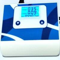 Profissional Digital LCD fonte de Alimentação Para Máquina de Tatuagem Sobrancelha Lábio Maquiagem Permanente Kit de Acessórios