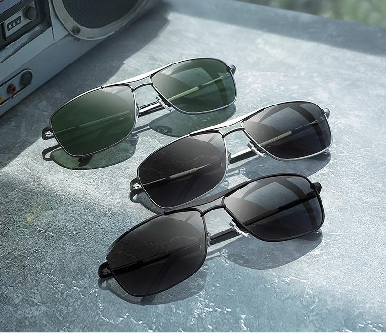Arvin Jim Halo Sunglasses