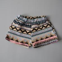 Patchwork Print Girls Clothing Set