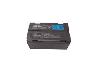 5 pz sokkia bdc70 con samsung nucleo batteria sokkia/topcon bdc70 batteria 7.2 v 5240 mah li-ion per totale stazione/gps