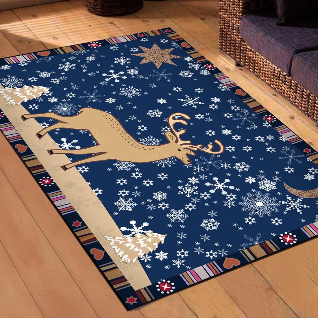 Bedroom Carpet Online Toddler Bedroom Door Gate Bedroom Ceiling Design 2017 Elephant Bedroom Decor: Cartoon Modern Fashion Deer Large Area Rug Living Room