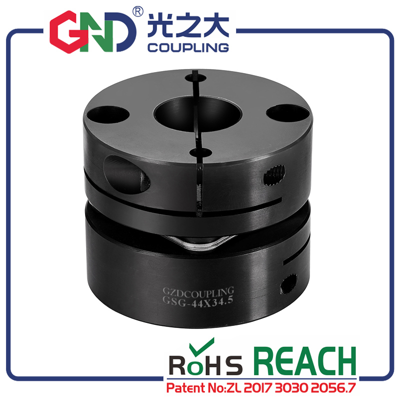 GND coupling 45# steel single diaphragm disk large torque screw servo motor stepmotor connect accessory couples flexible couplerGND coupling 45# steel single diaphragm disk large torque screw servo motor stepmotor connect accessory couples flexible coupler