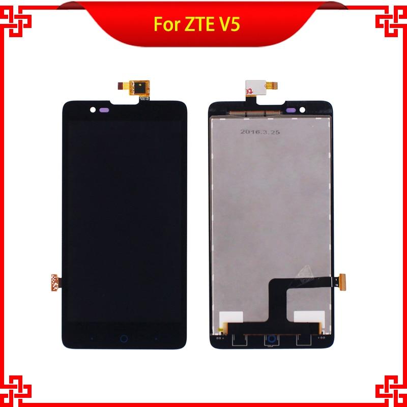 Für ZTE Redbull V5 V9180 N9180 U9180 LCD Display Touch bildschirm Digitizer Telefon Teile Für ZTE Redbull V5 V9180 Bildschirm LCD