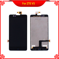 5 LCD Back Full Display Touch Screen Digitizer Assembly Replacement For ZTE V5 V5S N9180 V9180