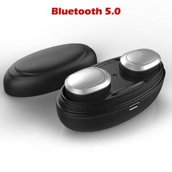 7e1cb8267cb ITUF último T12 TWS auricular Bluetooth Mini Bluetooth 5,0 auriculares  inalámbrica doble auriculares inalámbricos auriculares para xiaomi iphone