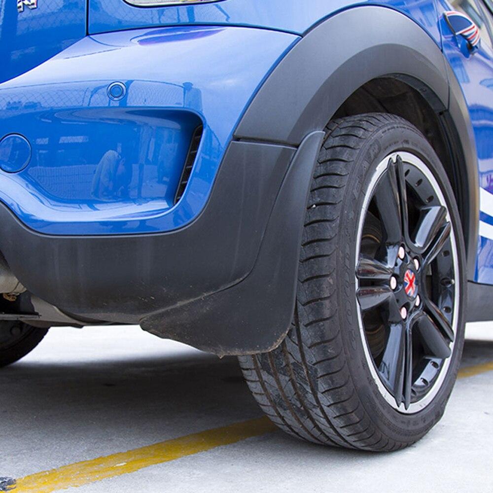 Für MINI Cooper COUNTRYMAN F60 R60 Clubman R55 Paceman R61 R56 R57 R58 R59 schmutzfänger-schlamm flap splash kotflügel kotflügel vorne hinten