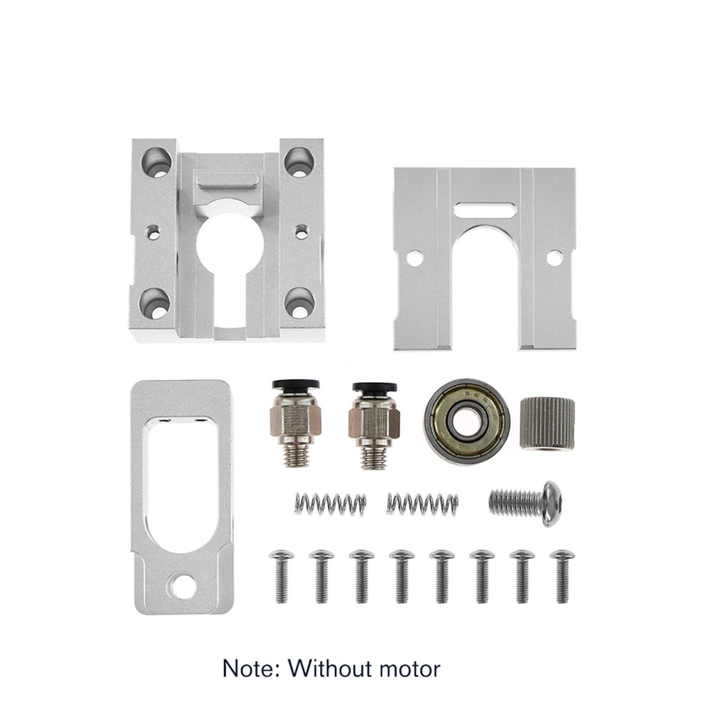Bulldog Full Metal Extruder Blok Bowden Extruder 1.75 Mm Filament Reprap Extrusie Voor Cr-10 Diy 3d Printer Onderdelen Kortingen Prijs