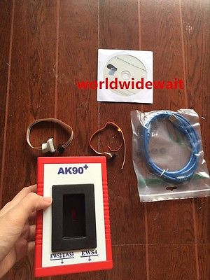 Latest version V3.19 Auto Key Programmer AK90+ For All BMW EWS System 1995-2009
