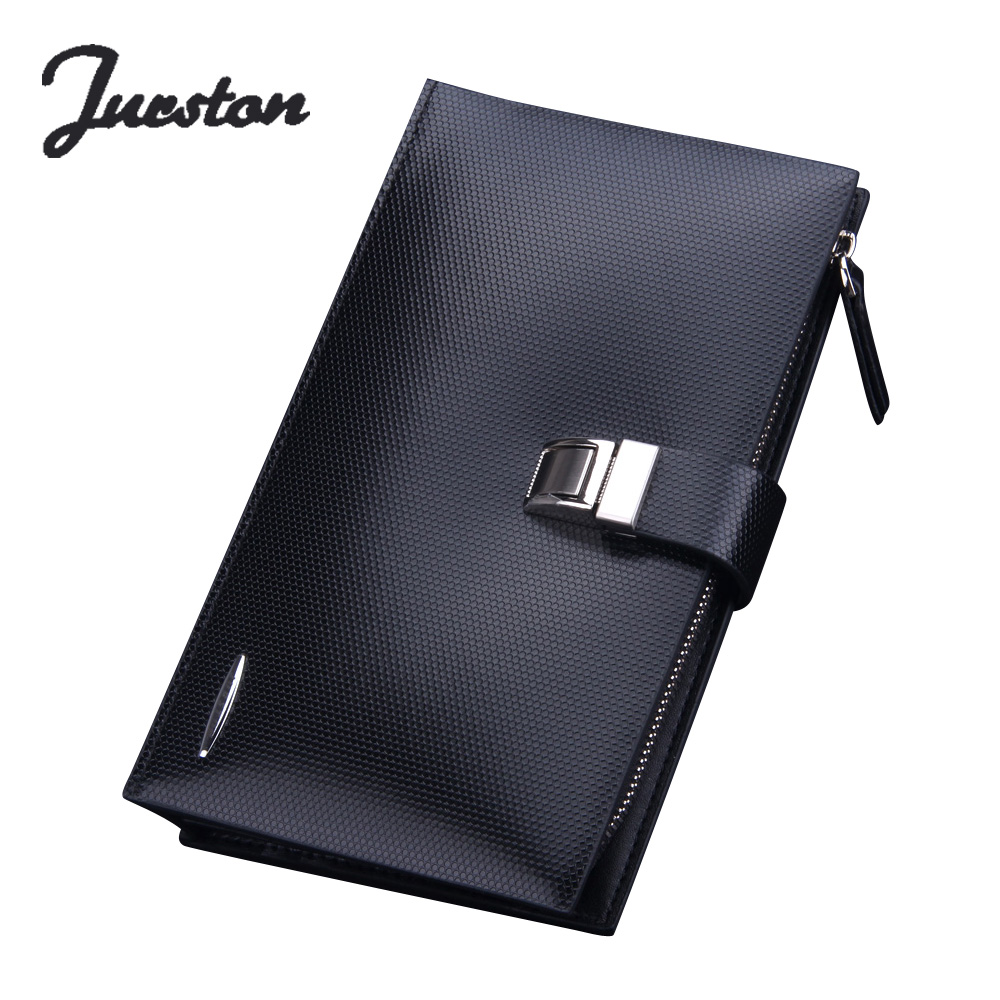 Wire wallet male long design male genuine leather zipper thickening first layer of cowhide multi card holder hasp wallet casual weaving design card holder handbag hasp wallet for women