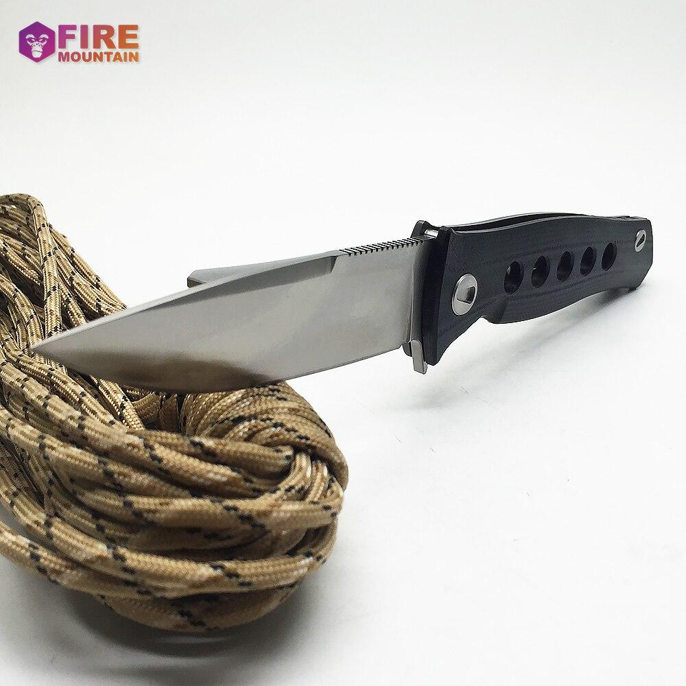 BMT Dr Death Mayo Coltelli pieghevoli tattici da caccia D2 Lama - Utensili manuali - Fotografia 5