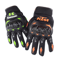 ¡ Venta caliente!! invierno verano guantes de moto completa dedo gants moto luvas guantes de cuero moto moto de carreras de motocross guantes