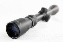Envío gratis los más populares 3-9×40 táctico Riflescope exterior reticolo del Rifle de la caza alcance